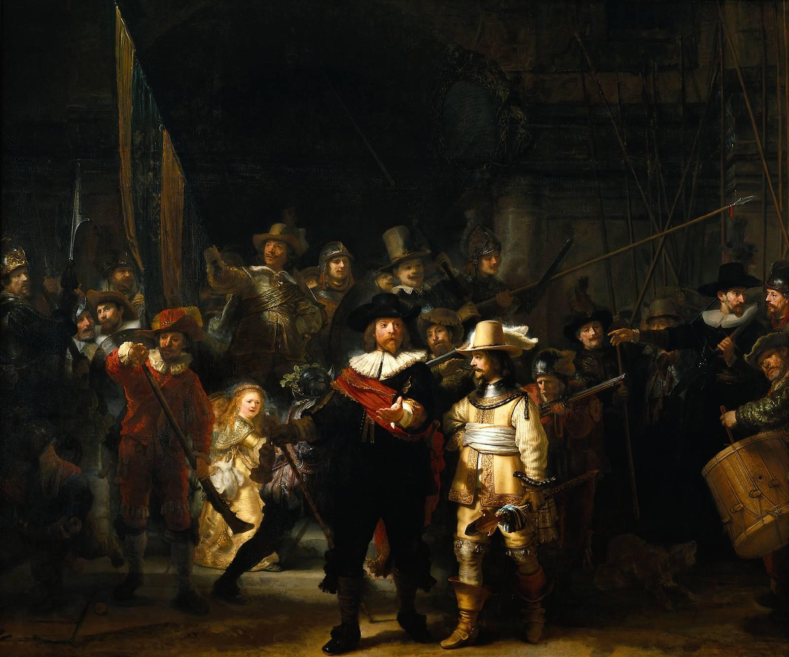 10 شاهکار نقاشي جهان