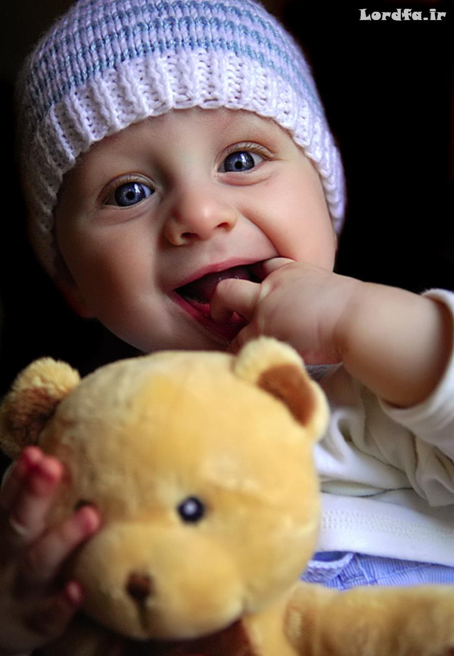 عکس بچه کوچولو خوشگل