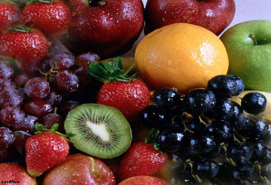 پوسترهای میوه جات