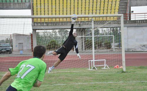 گزارش تصویری تمرین روز گذشته داماش گیلان در استادیوم سردارجنگل