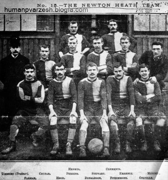 منچستر يونايتد 1878