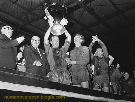 منچستر قهرمان سال 1948