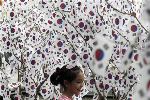 روز آزادی کره 15 آگوست 2011