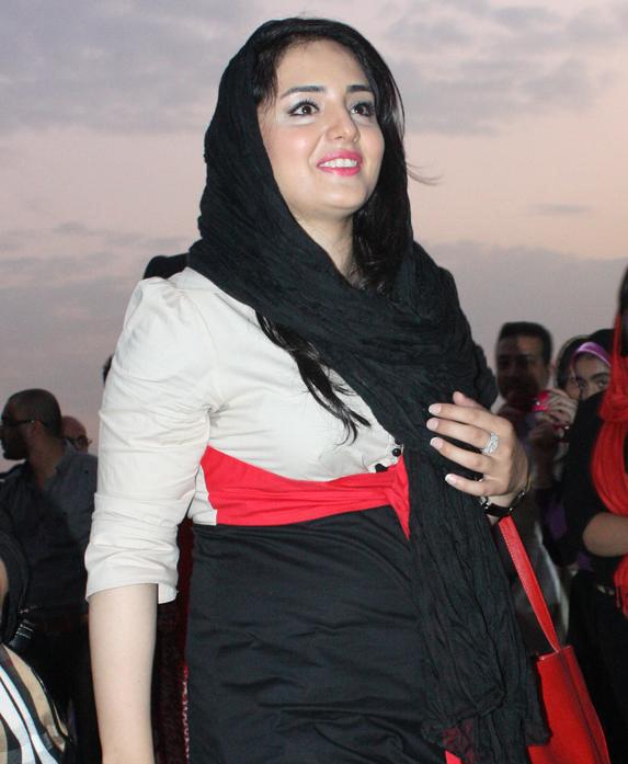 عکس نرگس محمدی ستایش سریال بازیگران