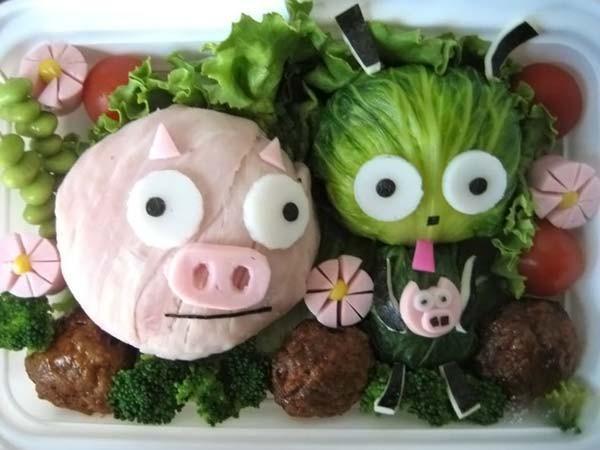 غذای مهد کودک 1