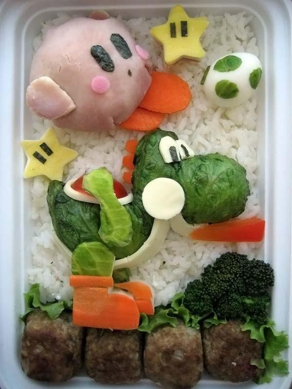 غذای مهد کودک 2