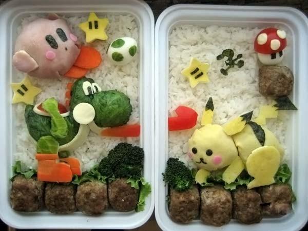 غذای مهد کودک 5