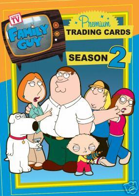 سریال انیمیشن Family Guy فصل دوم