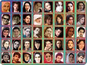 بازیگر, بازیگران, بیوگرافی بازیگران, هنرمندان, هنرپیشگان ایرانی