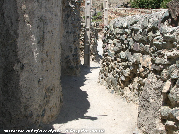 روستای رزگ ماسوله بیرجند