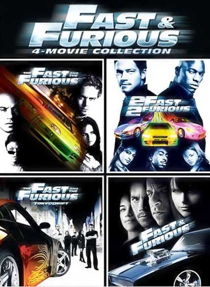 Fast And Furious 1 2 3 4 ( 2001-2009 ) MKV 720p www.limoodownload.rozblog.com دانلود فیلم با لینک مستقیم