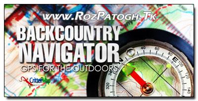 دانلود نرم افزار موقعیت یاب Back Country Navigator PRO v4.1.3 – آندروید