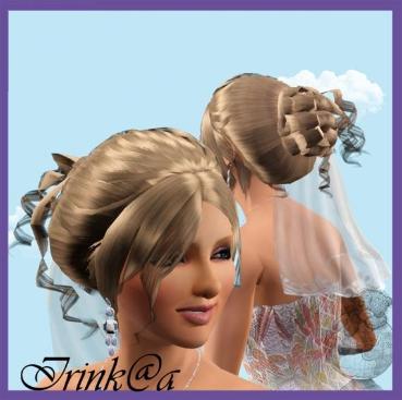 تور عروس برای سیمز 3