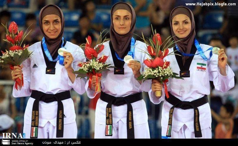 حجاب در ورزش