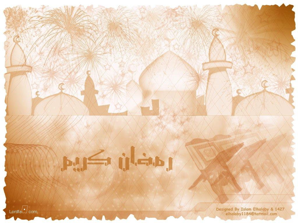 عکسهای زیبا درمورد ماه رمضان