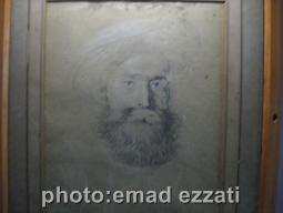 تصویر یکی از سرداران سپاه تیپوسلطان