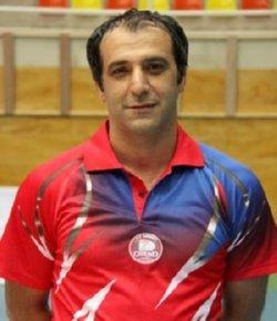 مصاحبه با فرید آخوندزاده سرمربی والیبال داماش در موارد گوناگون ، پیش از اعلام خبر انحلال