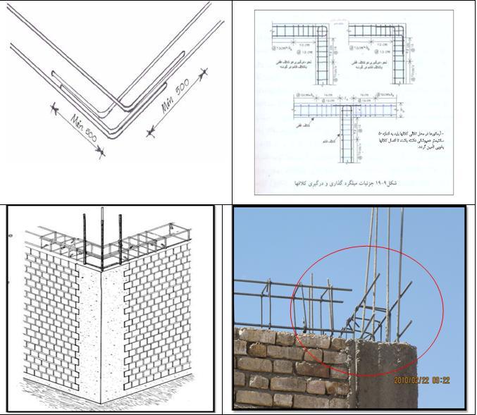 اجرای ساختمان ها با مصالح بنایی