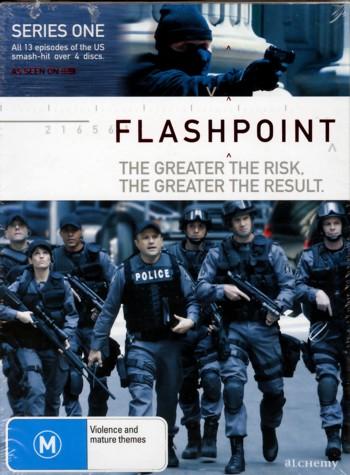 سریال Flashpoint فصل اول