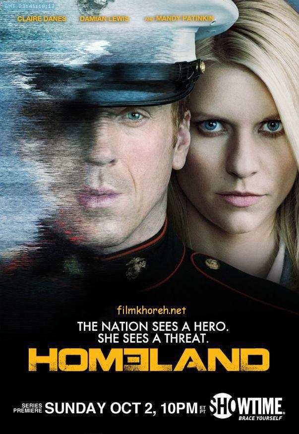 سریال Homeland فصل اول
