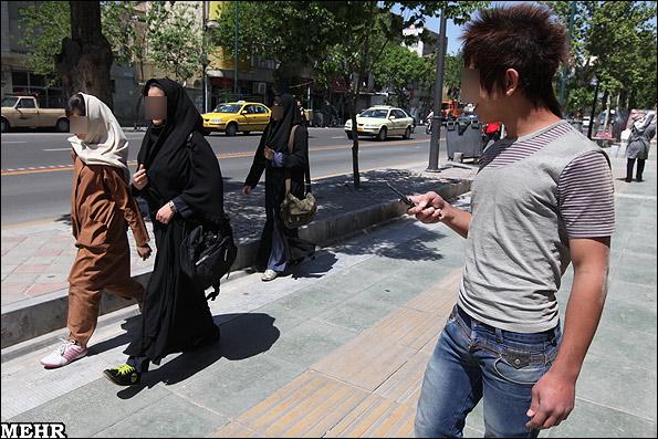 لباس مردانه شلوار مردانه پسر تهرانی
