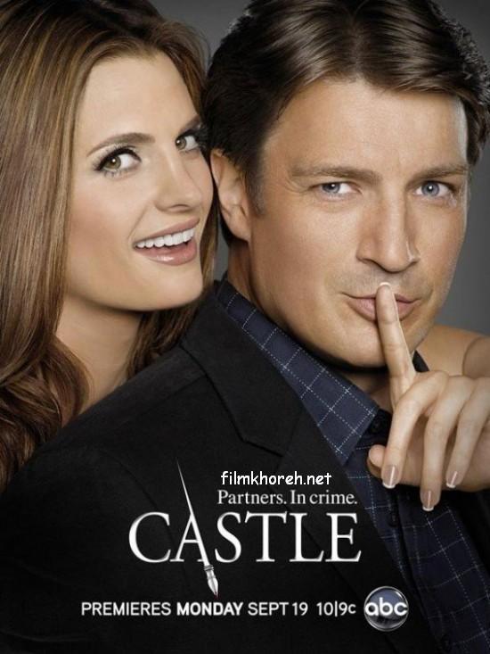 سریال Castle فصل چهارم