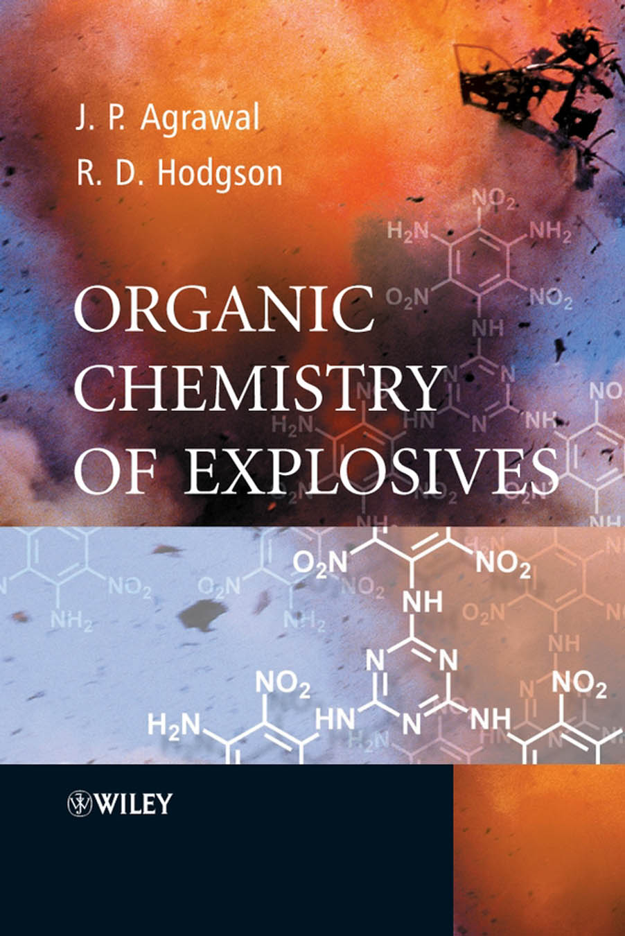 organic chemistry of explosives 2007