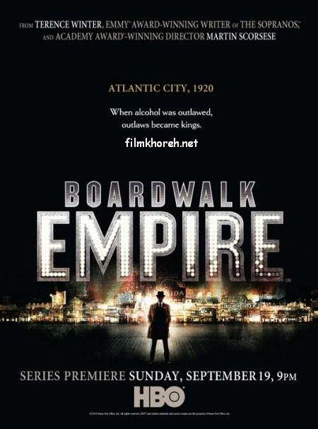 سریال Boardwalk Empire فصل اول