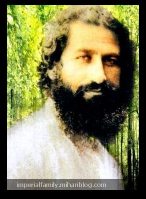 عکس میرزا کوچک، سردار جنبش ملی