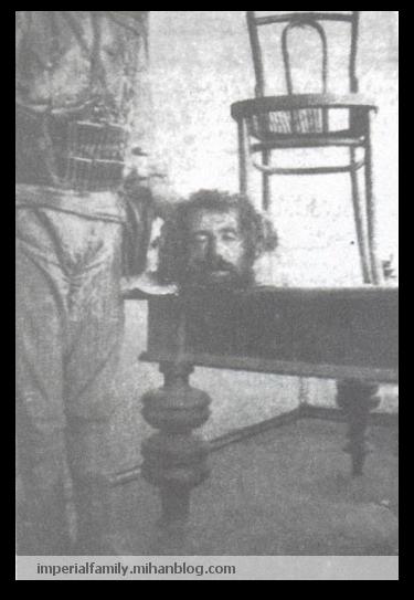 عکس سر بریده میرزا کوچک