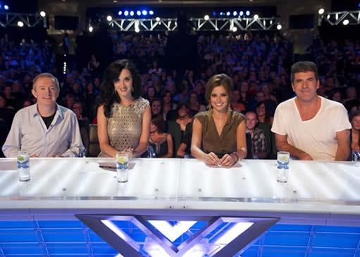 مسابقه The X Factor فصل اول