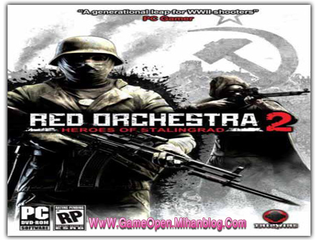 دانلود بازی Red Orchestra 2 Heroes of Stalingrad  Red Orchestra 2 Heroes Of Stalingrad دانلود بازی