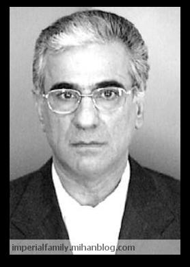 عکس شاهزاده علی پاتریک پهلوی در ایران