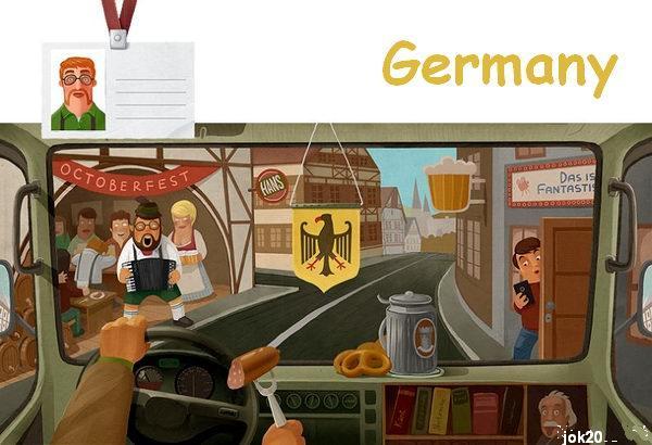 رانندگان در آلمان