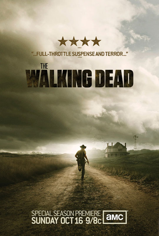 سریال The Walking Dead فصل دوم
