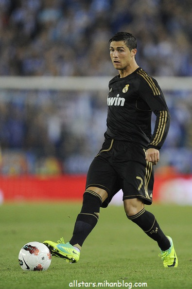 عکس رونالدو رئال مادرید