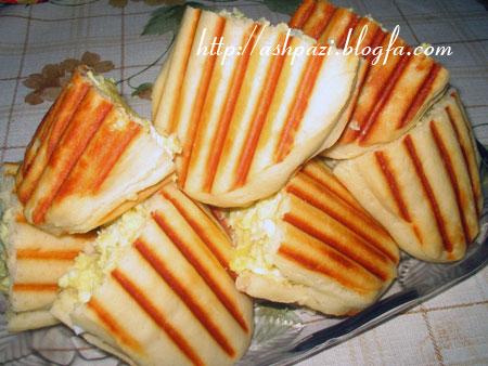 ساندویج گریل
