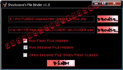 File binder