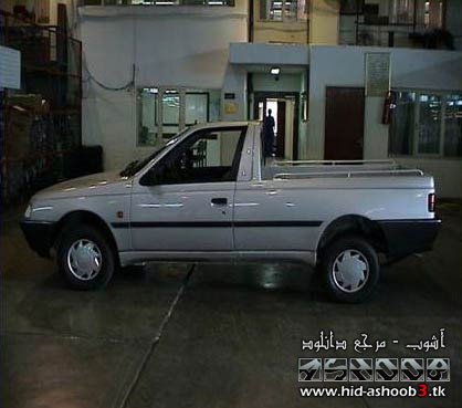 پژو وانت ایران خودرو | wWw.Hid-Ashoob3.Tk