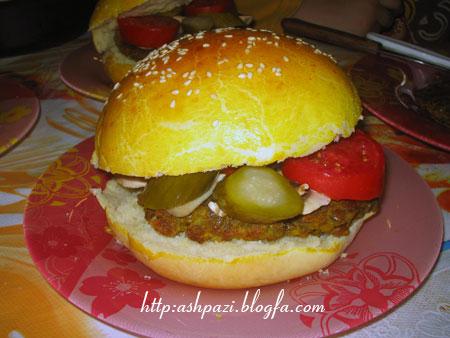 نان ساندویجی