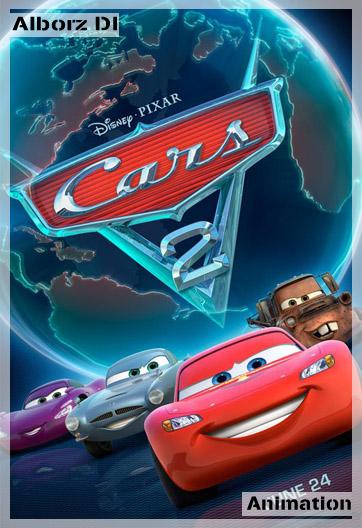 عکس   دانلود کارتون ماشین های2 (Cars2)