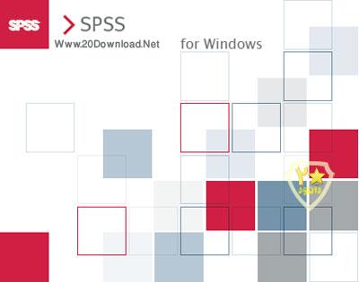 آموزش کامل نرم افزار  SPSS-  بیست دانلود