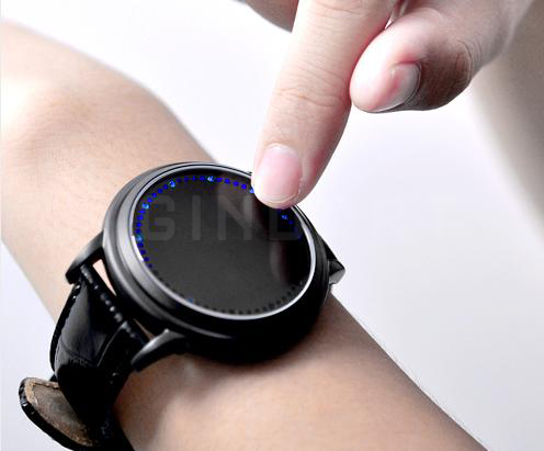 خرید ساعت تاچ اسکرین زنانه