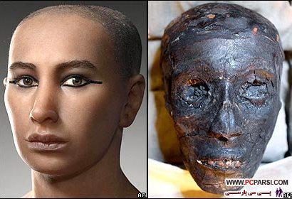 رامسس دوم فرعون مصری