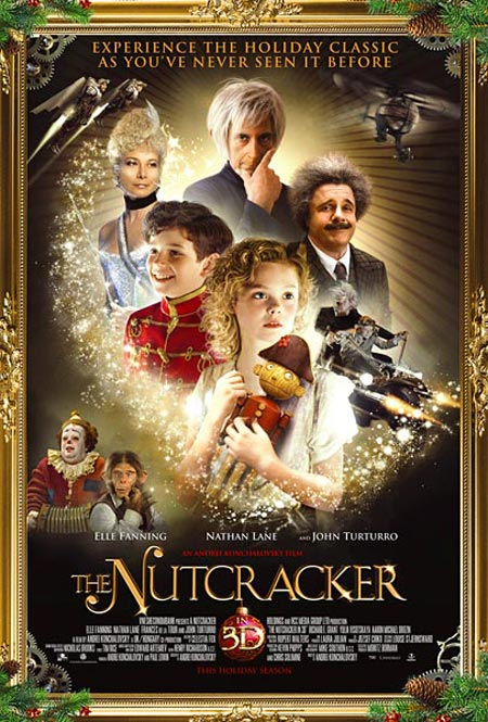 The Nutcracker 3D دانلود فیلم The Nutcracker in 3D 2010