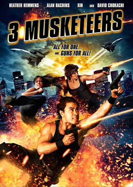 3 Musketeers 2011 دانلود فیلم 3 Musketeers 2011