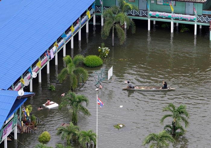 سیل تایلند