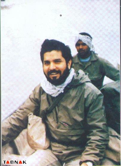 شهید صدرالله فنی