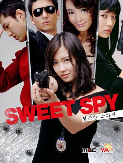 سریال کره ای جاسوس شیرین