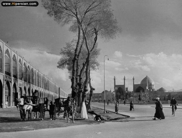میدان نقش جهان - اصفهان قدیم